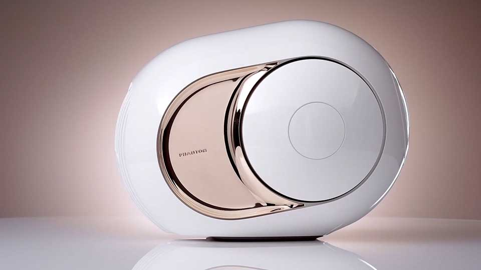 DEVIALET – PHANTOM GOLD