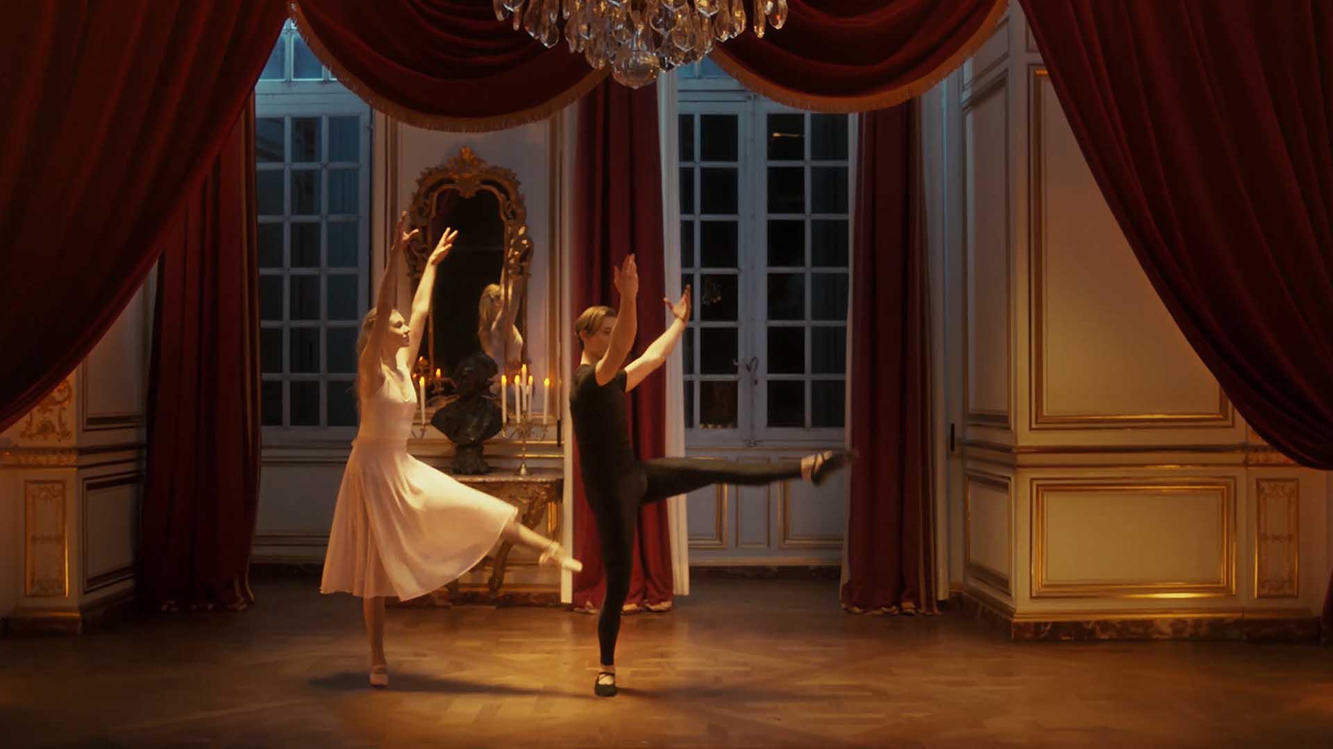 Chambord 'Le Château qui Danse' <br/> 500 ANS 1519-2019