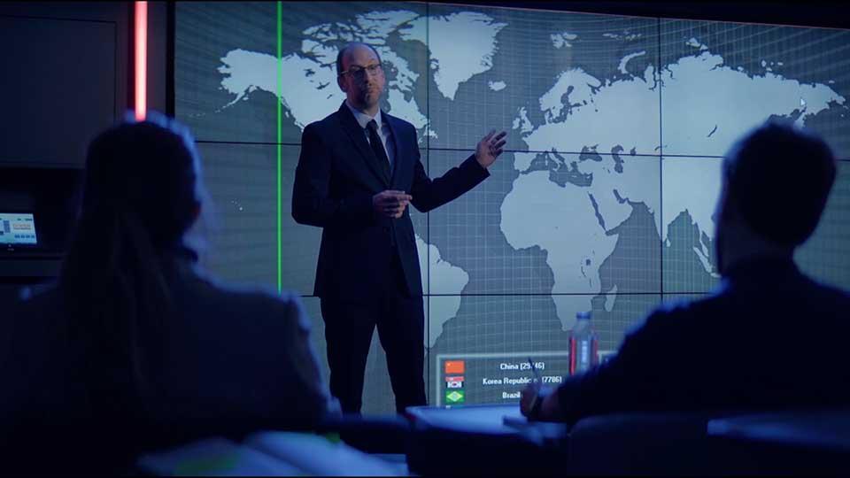 Orange Cyberdéfense – Une société numérique plus sûre